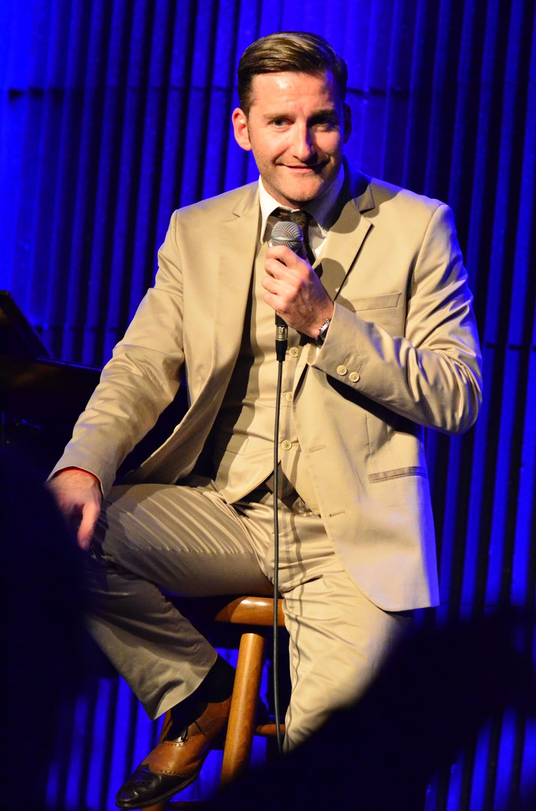 Paul Byrom Don Gibson Theatre