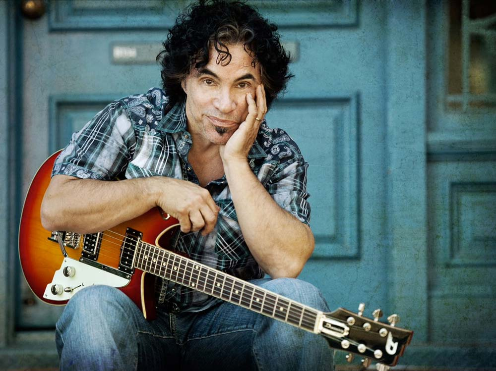 John Oates of Hall & Oates Don Gibson Theater