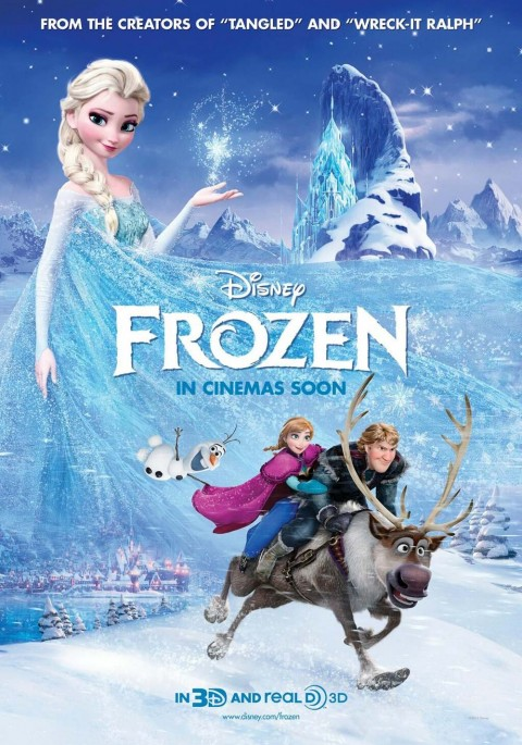 Disney Frozen Don Gibson Theatre