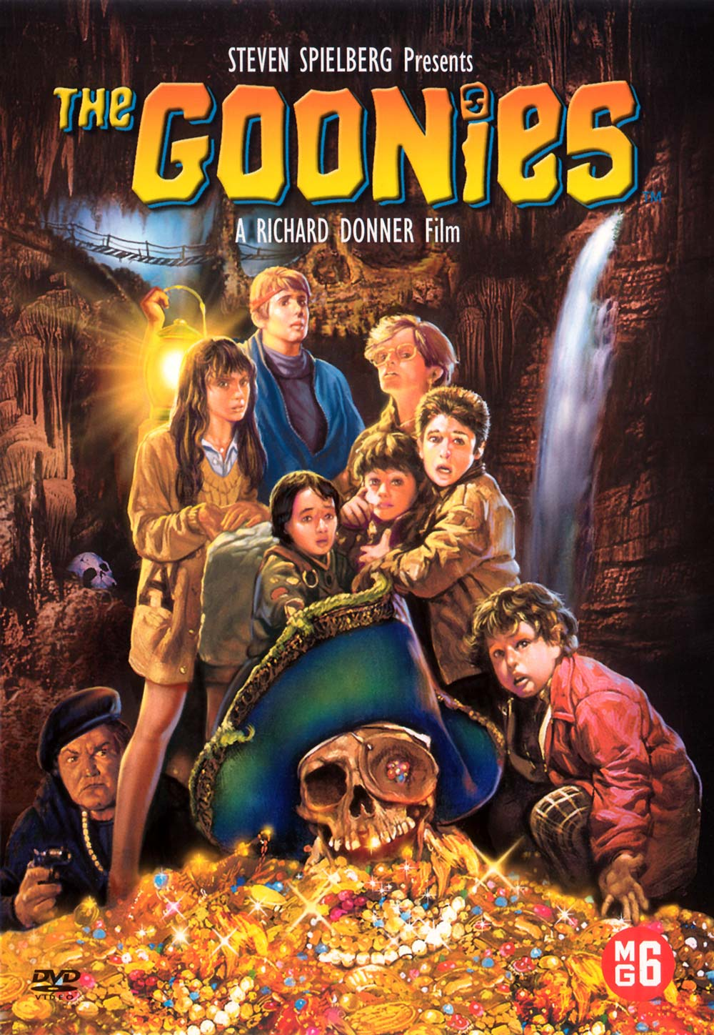 The Goonies Don Gibson Theatre