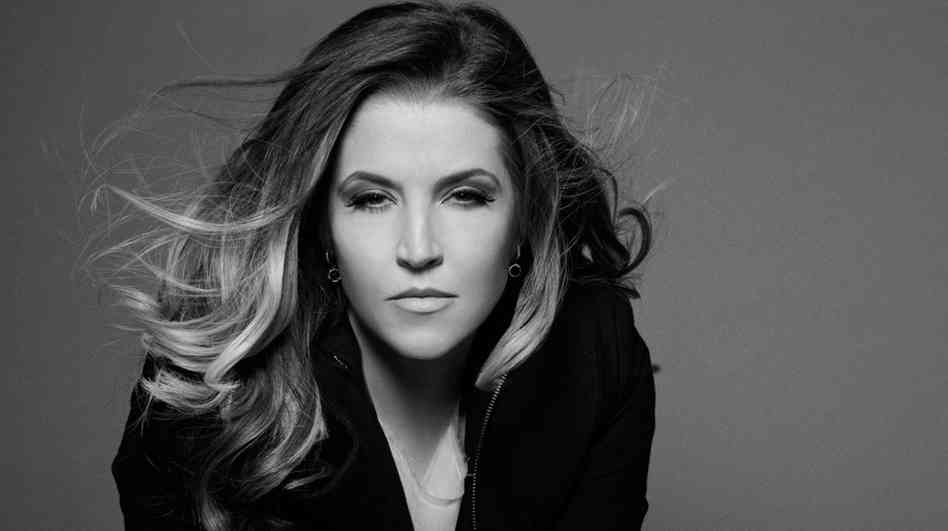 Lisa Marie Presley Don Gibson Theater