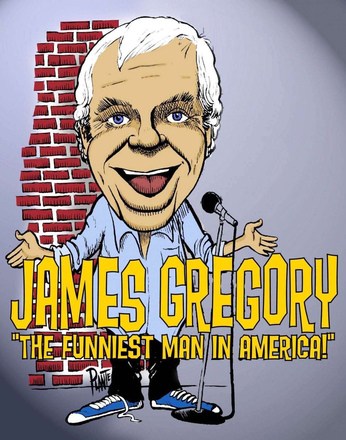 James Gregory The Funniest Man in America