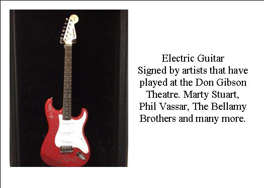 SignedElectricGuitar